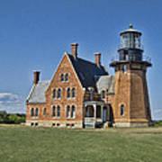 Block Island Southeast Lighthouse Art Print