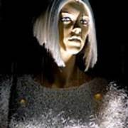 Blonde Highlights Art Print