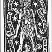 Bloodletting, 1518 Art Print