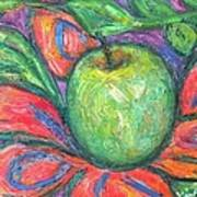 Blooming Apple Art Print