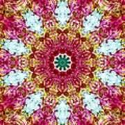Blooming Awareness Art Print