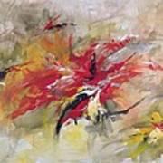 Blooming In Paradise Art Print