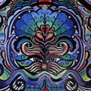 Blooming Soul Art Print