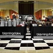 Bloomingdales Showroom Floor Art Print
