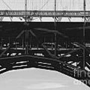 Bloor Street Viaduct Art Print