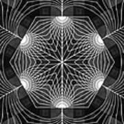 Blossom Cube Art Print