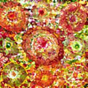 Blossom In Elysium  Art Print
