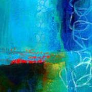 Blue #2 Art Print