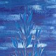 Blue 2 Art Print