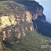 Blue Mountains Australia Art Print