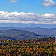 Blue Ridge Mountains 2 Art Print