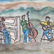 Blue Ridge Tradition   Art Print