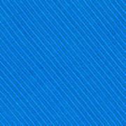 Blue Striped Diagonal Textile Background Art Print