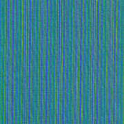 Blue Teal And Yellow Striped Textile Background Art Print