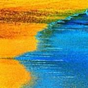 Blue Tide Art Print