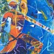 Blurred Lines Art Print