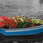 Boat Parade Art Print