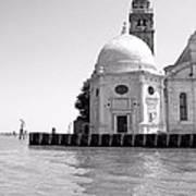 Boat To Murano Art Print