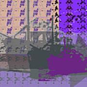 Boats Infinite Art Print