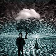 Bob Dylan A Hard Rain's A-gonna Fall Art Print