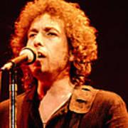 Bob Dylan '79 Art Print