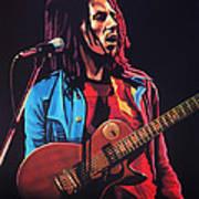 Bob Marley 2 Art Print
