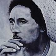 Bob Marley Art Print by Stefon Marc Brown
