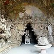 Boboli La Grotta Grande 3 Art Print