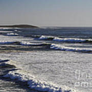 Bodega Bay Beach Art Print