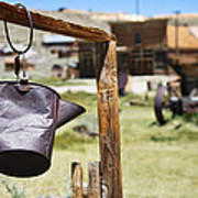 Bodie Ghost Town 2 - Old West Art Print