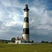 Bodie Island Lighthouse 2 Art Print