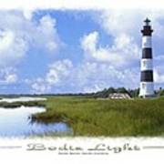 Bodie Light  S P Art Print