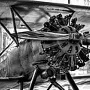 Boeing 100p Fighter II Art Print