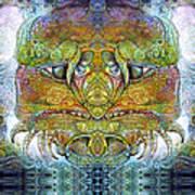 Bogomil Variation 11 Art Print