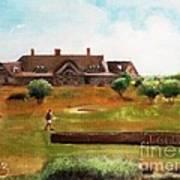 Bolingbrook Golf Club Art Print