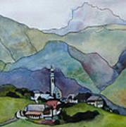 Bolzano Art Print