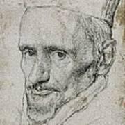 Borja Y Velasco, Gaspar De 1580-1645 Art Print