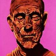 Borris 'the Mummy' Karloff Art Print