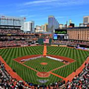 Boston Red Sox V Baltimore Orioles Art Print
