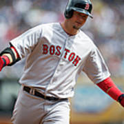 Boston Red Sox V. New York Yankees Art Print