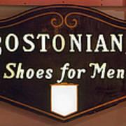 Bostonians Art Print