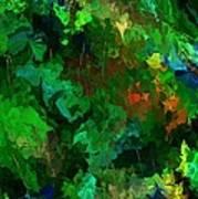 Botanical Fantasy 110413 Art Print