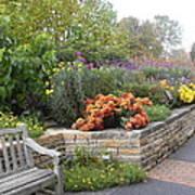 Botanical Gardens8 Art Print