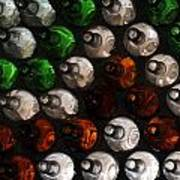 Bottle Wall Art Print
