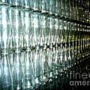 Bottle Wall Art Print