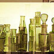 Bottled Light Art Print