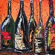 Bottle's Enjoyed Art Print