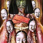Boukyo Nostalgisa Art Print
