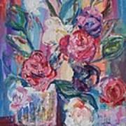 Bouquet 3 - Sold Art Print