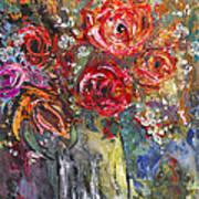 Bouquet De Chez Moi 04 Art Print